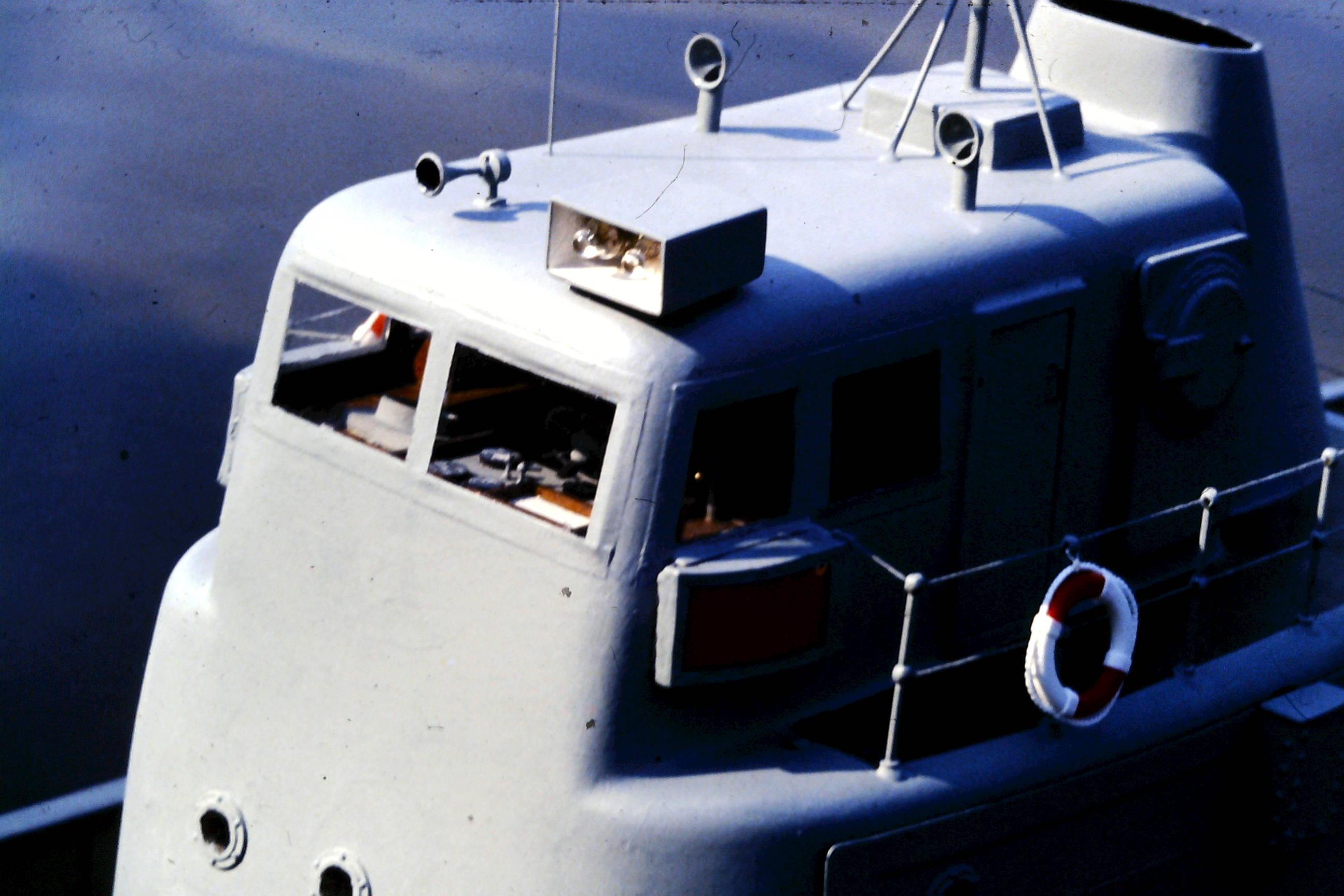 modellbåtar