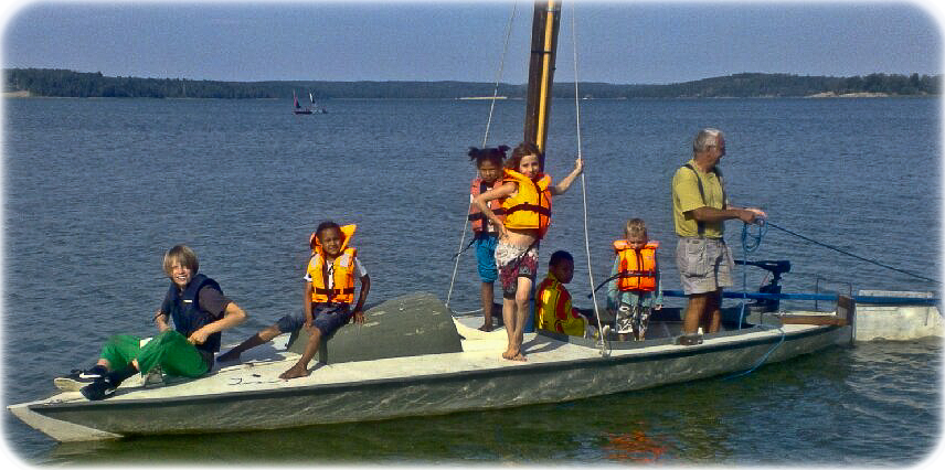 Föreningen Piratskolan Valkyria, segelskolan för barn och ungdomar